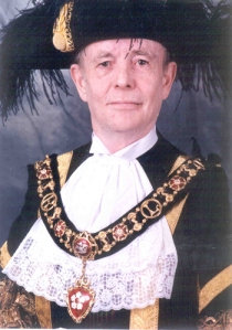 Phil Swift - Lord Mayor of Leicester 1999-2000