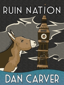 RUIN NATION cover